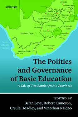 The Politics and Governance of Basic Education book cover