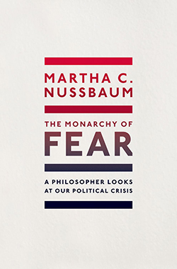 Monarchy of Fear book cover