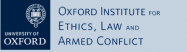 Oxford Institute for Ethics, Law and Armed Conflict