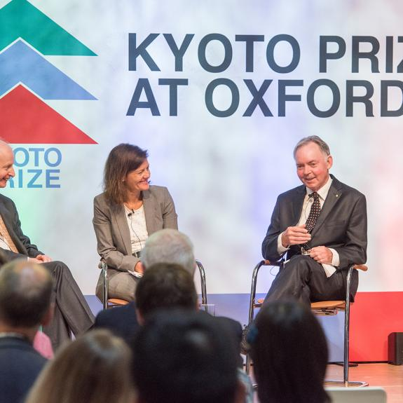 Kyoto Prize at Oxford