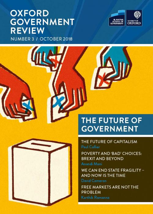 Oxford Government Review - Number 3