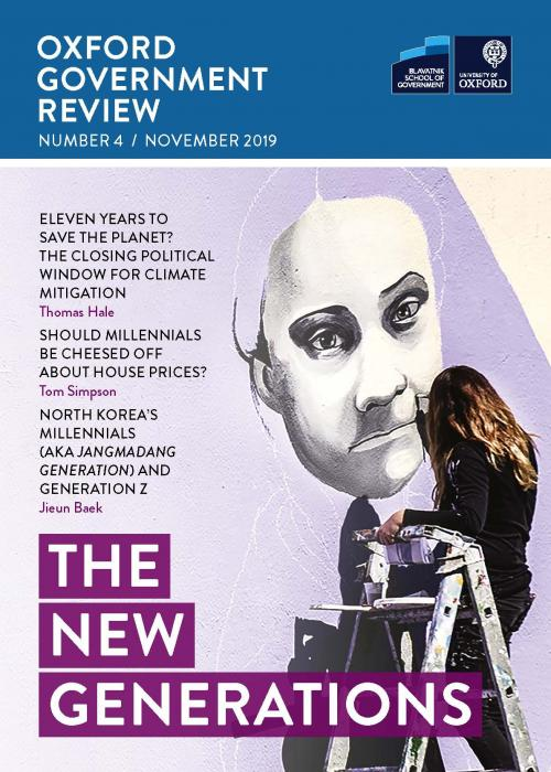 Oxford Government Review 4 Cover